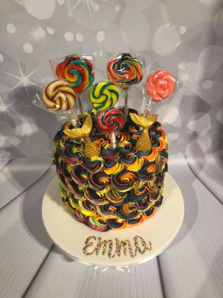 Sweet-girls-Birthday-Cake