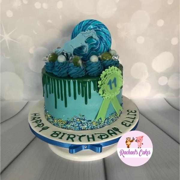 Horse-Birthday-Cake-for-girl