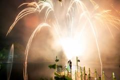 Thetford Photography - Wedding fireworks