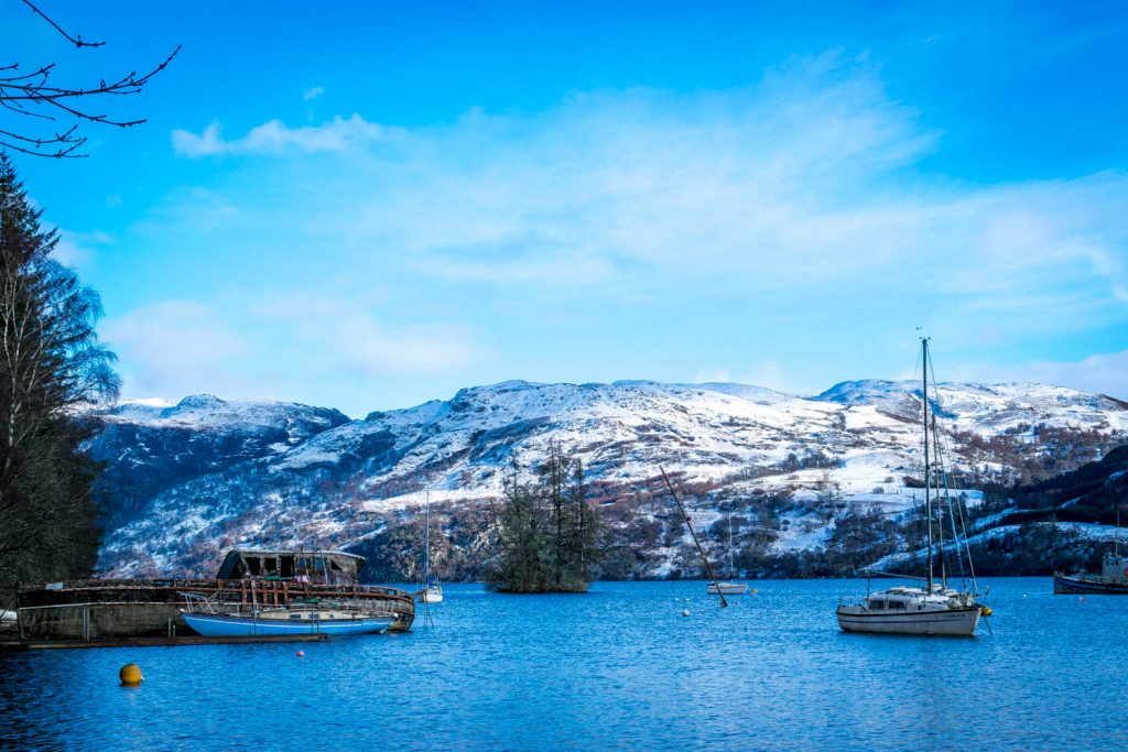 Loch Ness Nessie Scotland