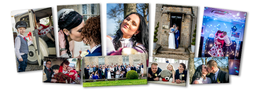 Wedding Photography header