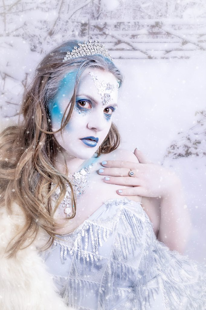 Snow Queen portraits