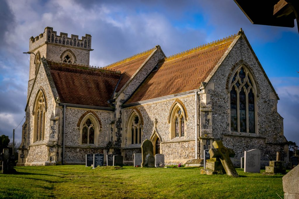 Brettenham Church Norfolk Photography