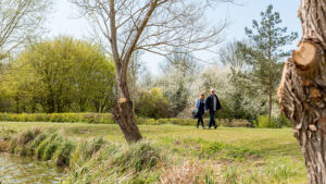 Pre-Wedding Photography at Three Lakes, Ware, Hertfordshire